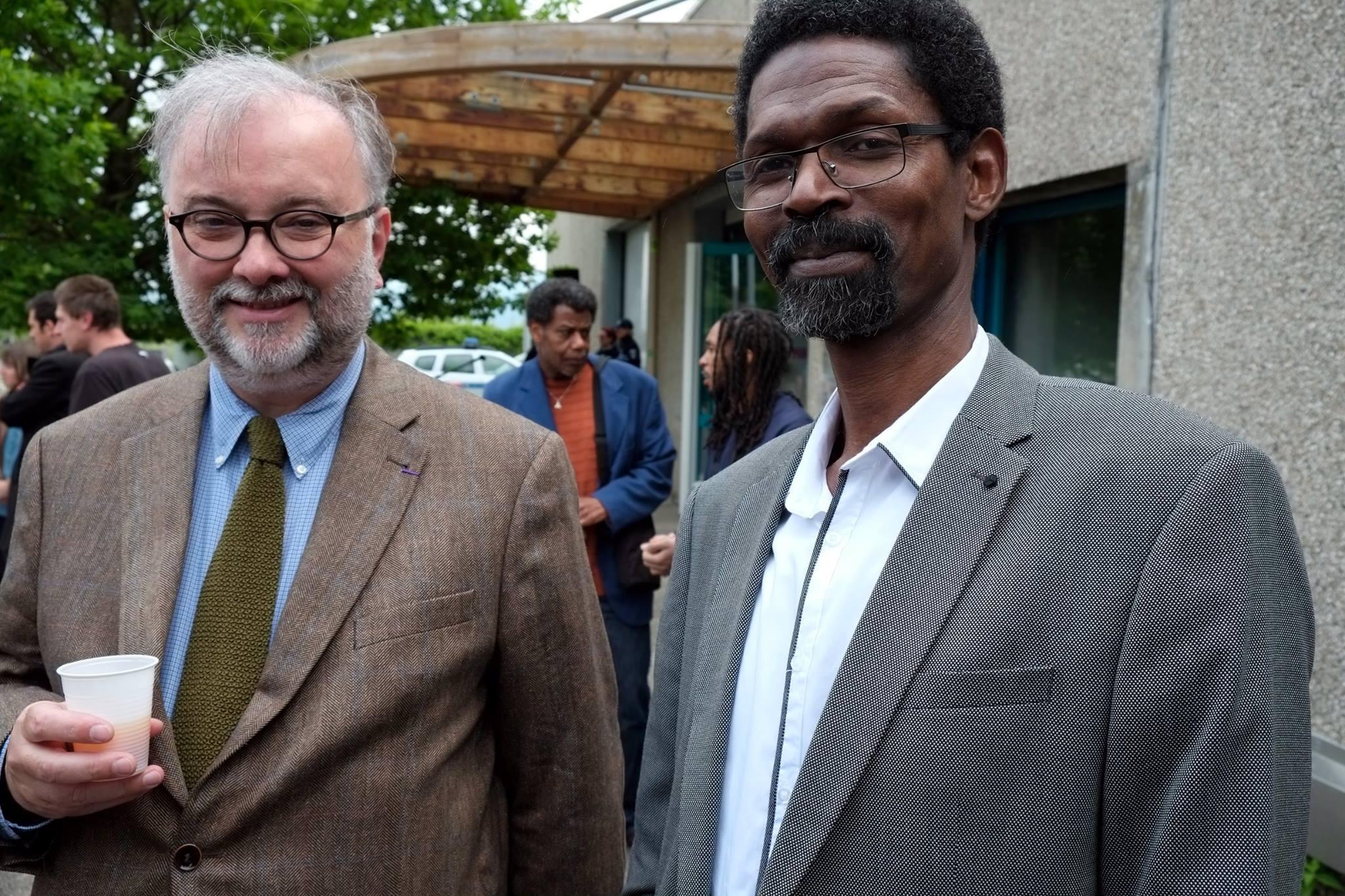 Commémoration de l' Abolition de l'Esclavage 2016 Seyssins Monsieur le Maire de Meylan