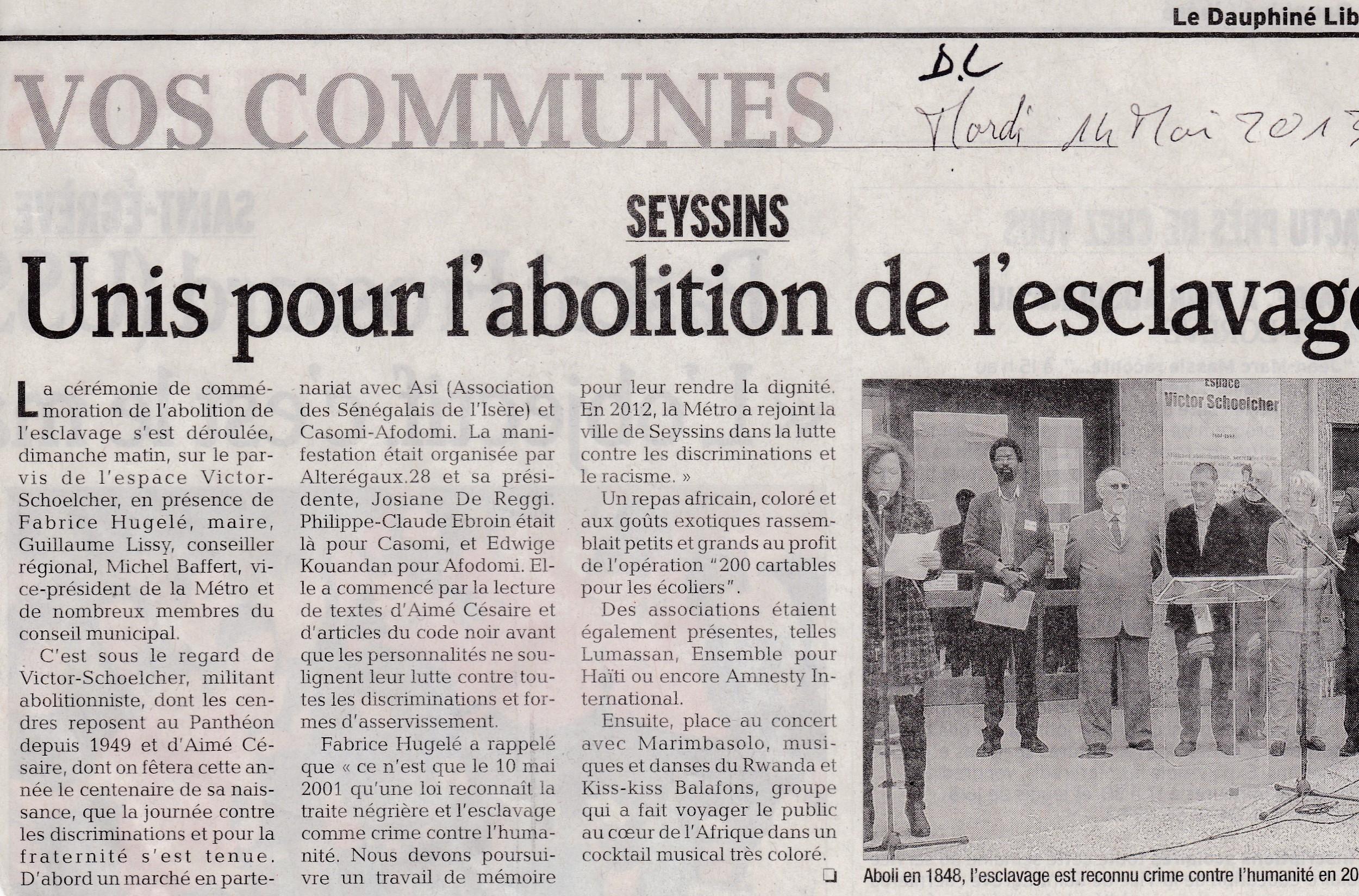 Histoire du CASOMI (3)